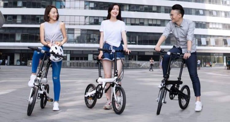 So, Now There's a Xiaomi Electric Bike Too