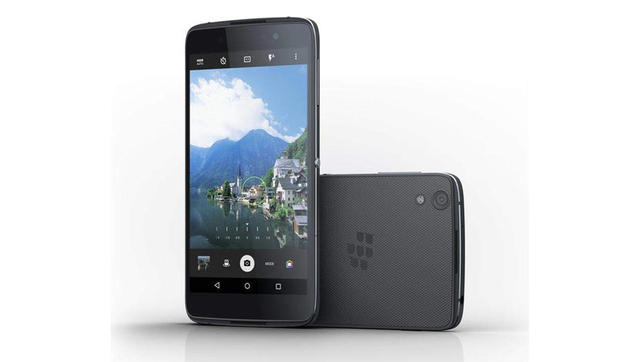 Official: BlackBerry DTEK50 Android Phone for $299 US, $429 Canadian
