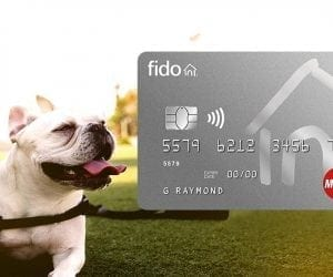 Fido MasterCard: The Dog's Got a Credit Card Too?