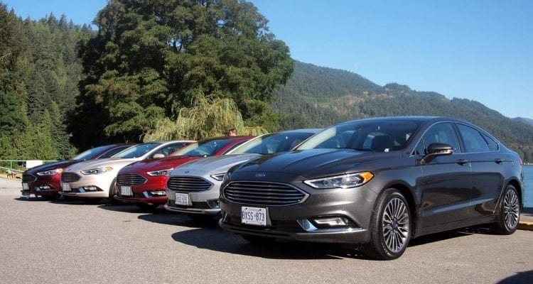 MEGATech Videos: The 2017 Ford Fusion Drive