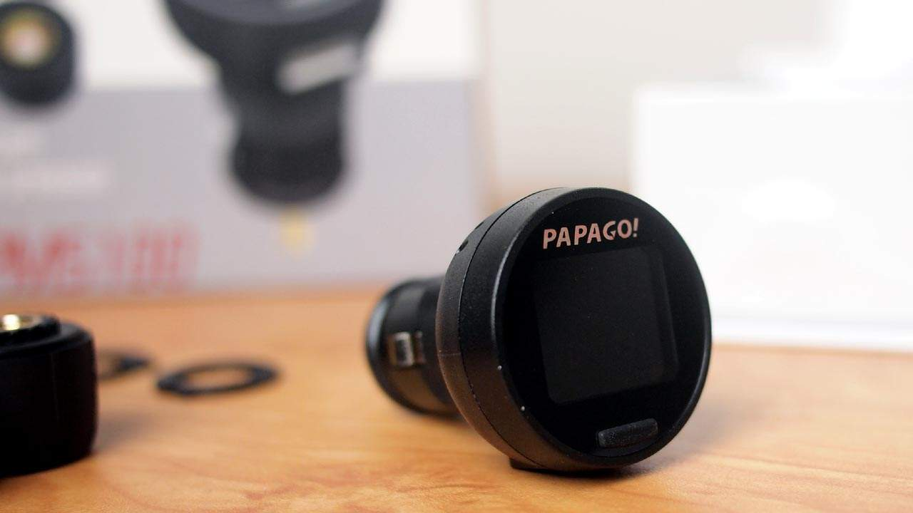 Megatech Reviews Papago Gosafe Tpms100 Tire Pressure