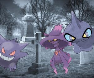 Spooky Pokemon Go Gym Placed in Real Cemetery