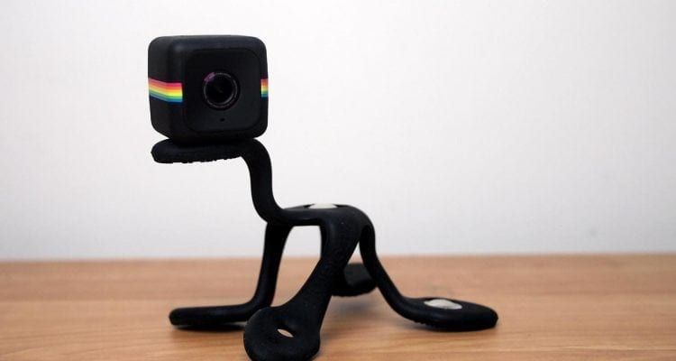 MEGATech Reviews: Polaroid Cube+ Lifestyle Action Camera (with Flexi-Pod)
