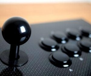 MEGATech Reviews: Qanba Carbon Arcade Joystick for PC and Android