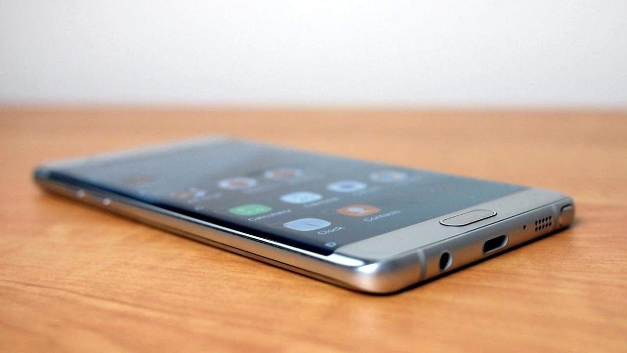 MEGATech Reviews: Samsung Galaxy Note7