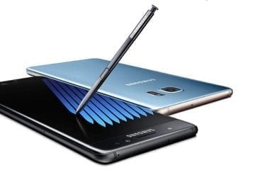 Samsung Mercifully Halts Production of the Galaxy Note 7