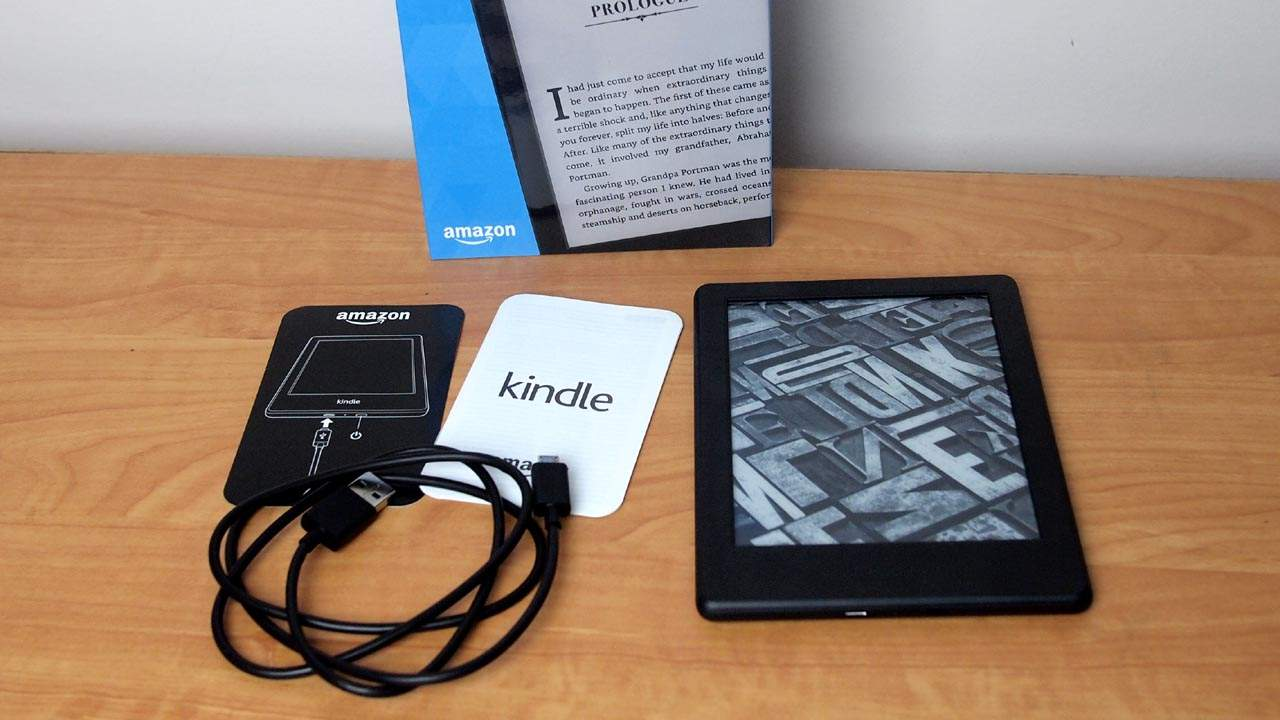 MEGATech Reviews: The New Amazon Kindle (8th Generation)