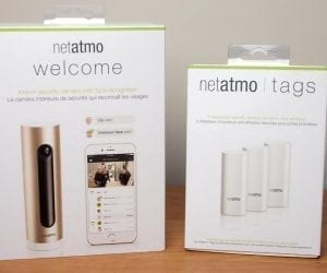 MEGATech Reviews: Netatmo Tags and Welcome Camera