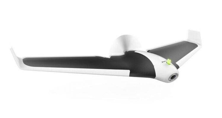 Parrot Disco: Pilot Your Own Plane (as a Drone)