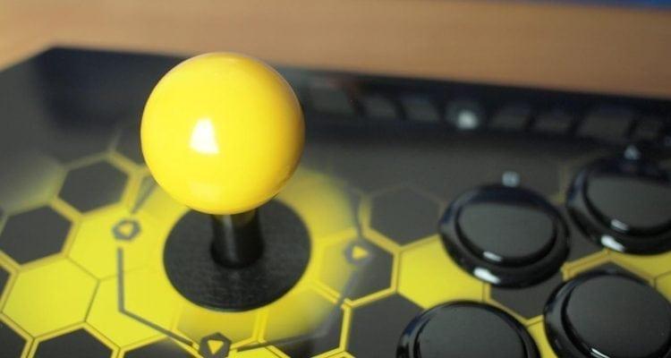 MEGATech Reviews: Qanba Drone Arcade Joystick for PS3, PS4, PC