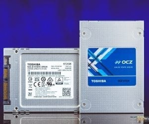 The News: Toshiba OCZ VX500 SSD Edition