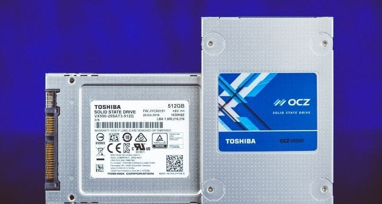 The News: Toshiba OCZ VX500 SSD Edition