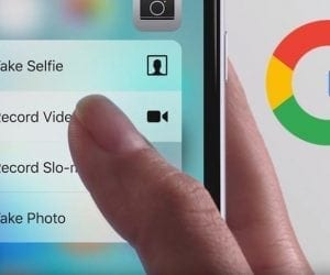 Google Pixel Phones Getting 3D Touch Too