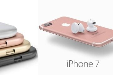 Apple Announces iPhone 7, Apple Watch Series 2, and More
