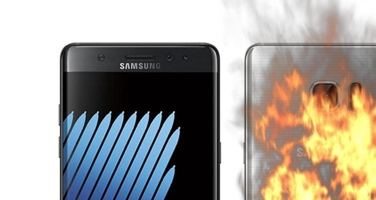 how to return note 7 canada