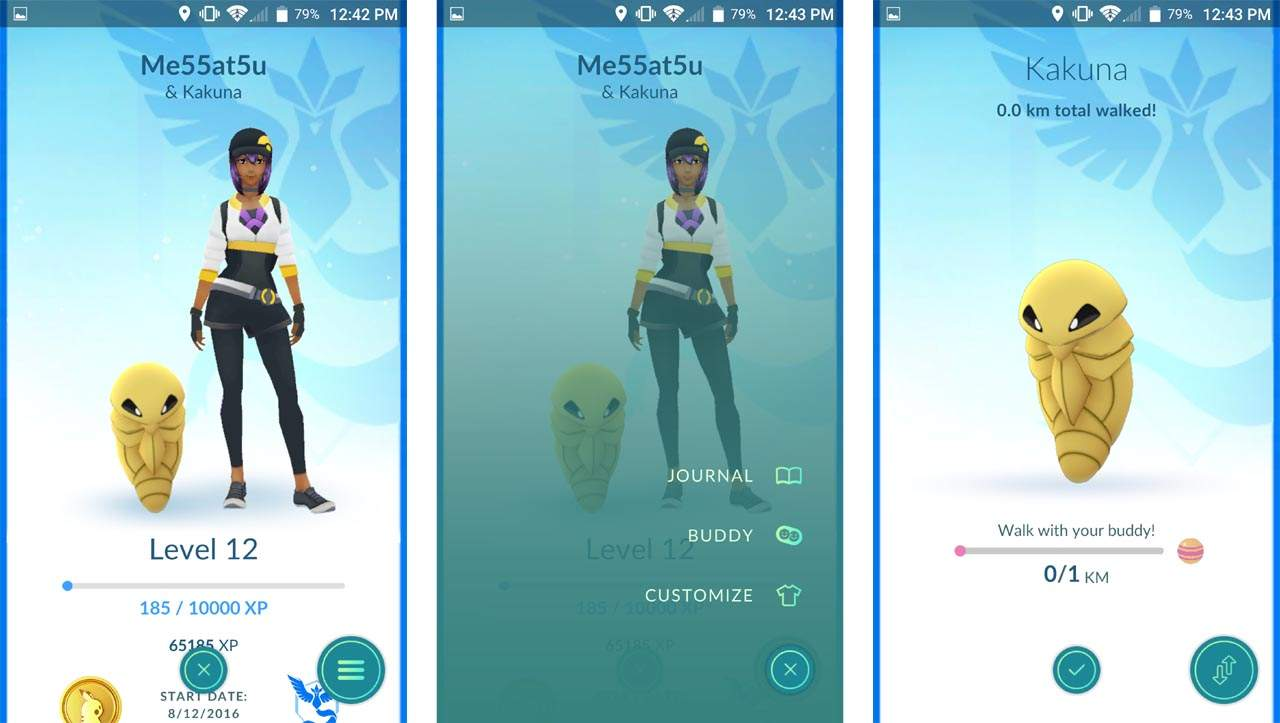 Pokemon Go Buddy System: A Quick and Dirty Guide