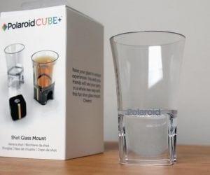 MEGATech Reviews: Shot Glass Mount for Polaroid Cube+