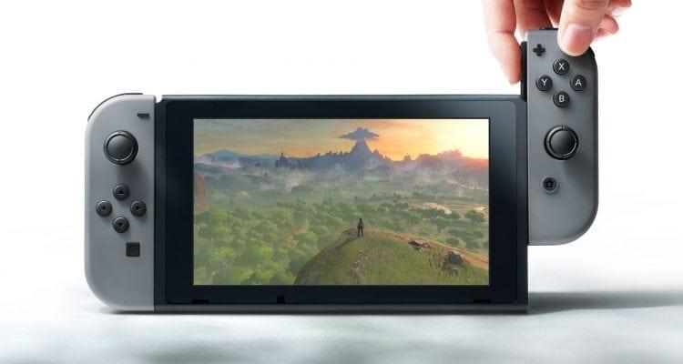 Nintendo Switch Launch Trailer Drops Online