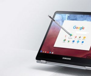 Samsung Chromebook Pro Targeted at Premium Users
