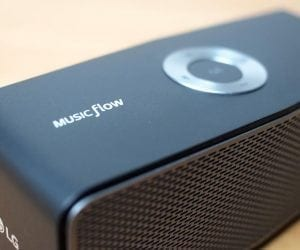 MEGATech Reviews: LG Music Flow P5 Bluetooth Speaker