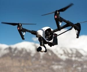 Telus Drones Are Maintaining Your Cell Phone Towers