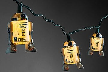 MEGATech Showcase: Star Wars Lights Up Your Christmas