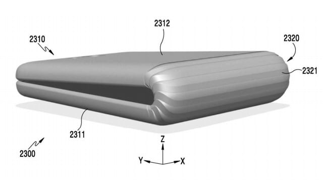 Leaked Patents Reveal Samsung Foldable Phone Coming in 2017