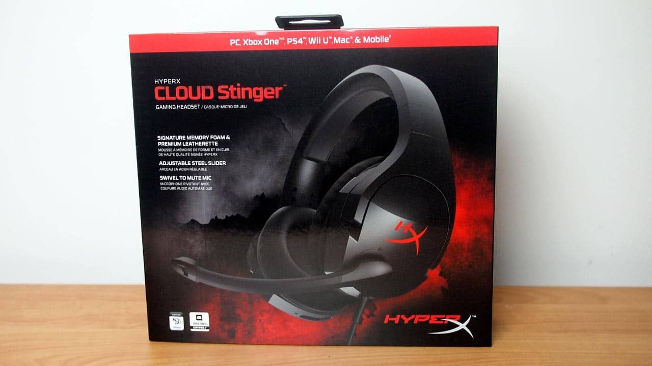 MEGATech Reviews: HyperX Cloud Stinger Gaming Headset