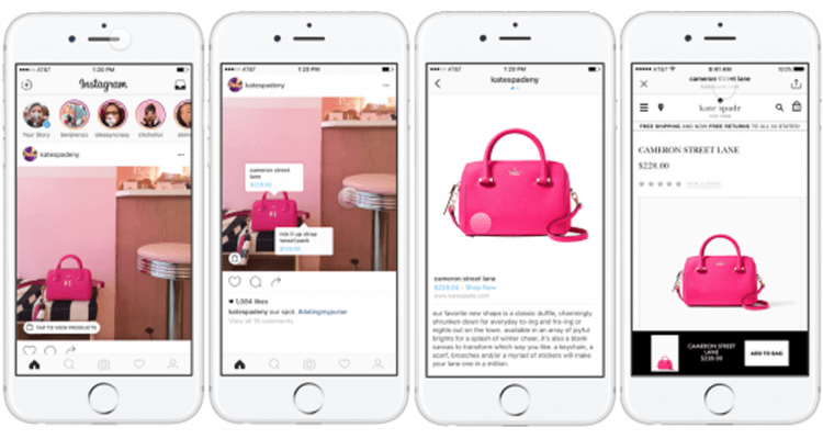 Instagram Shoppable Tags Start Appearing on iOS