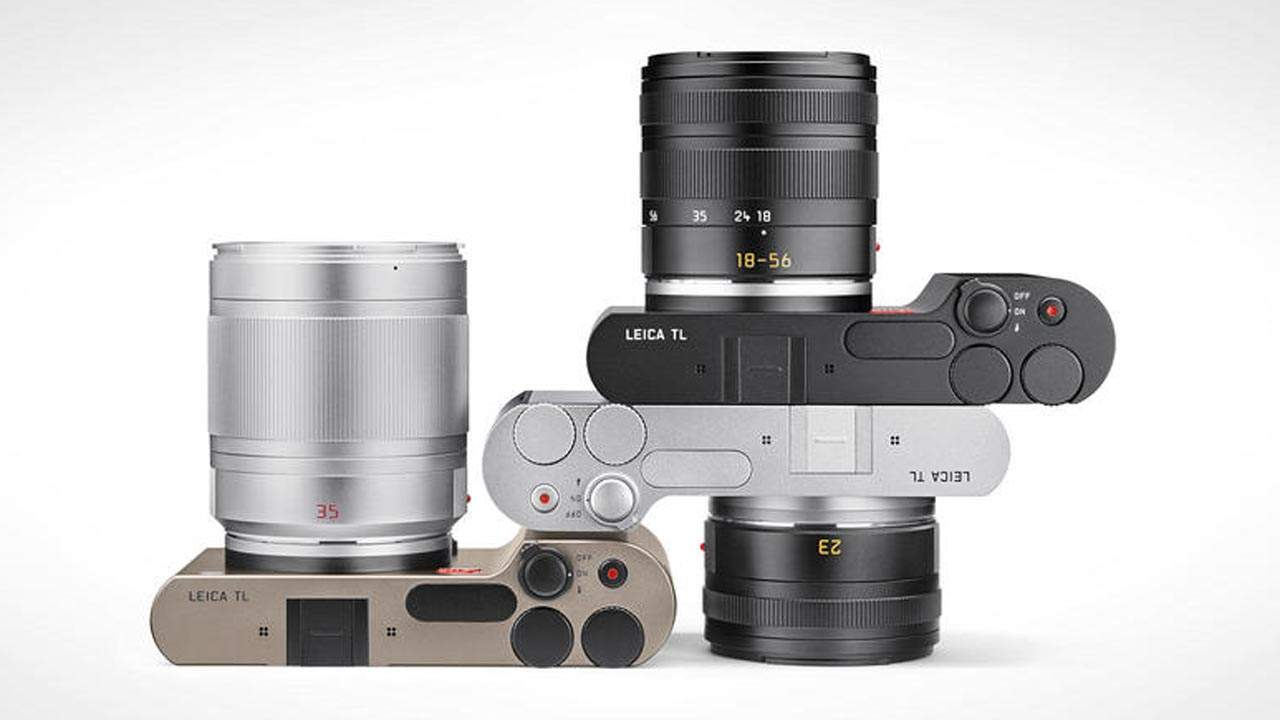 "Leica TL: The $3,200 ""Entry-Level"" Mirrorless Camera"