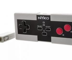 Nyko Miniboss Wireless Controller for NES Classic Cuts the Short Cord