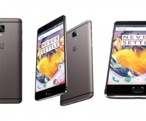 Official: OnePlus 3T Ups the Ante, Kills OnePlus 3