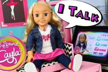 Children's Dolls Recording Private Conversations without Parental Consent