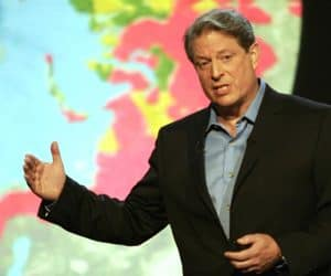 Al Gore Has Another Inconvenient Truth for Us