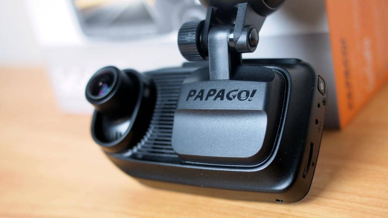 MEGATech Reviews: PAPAGO! GoSafe 760 Dual Channel HD Dashcam