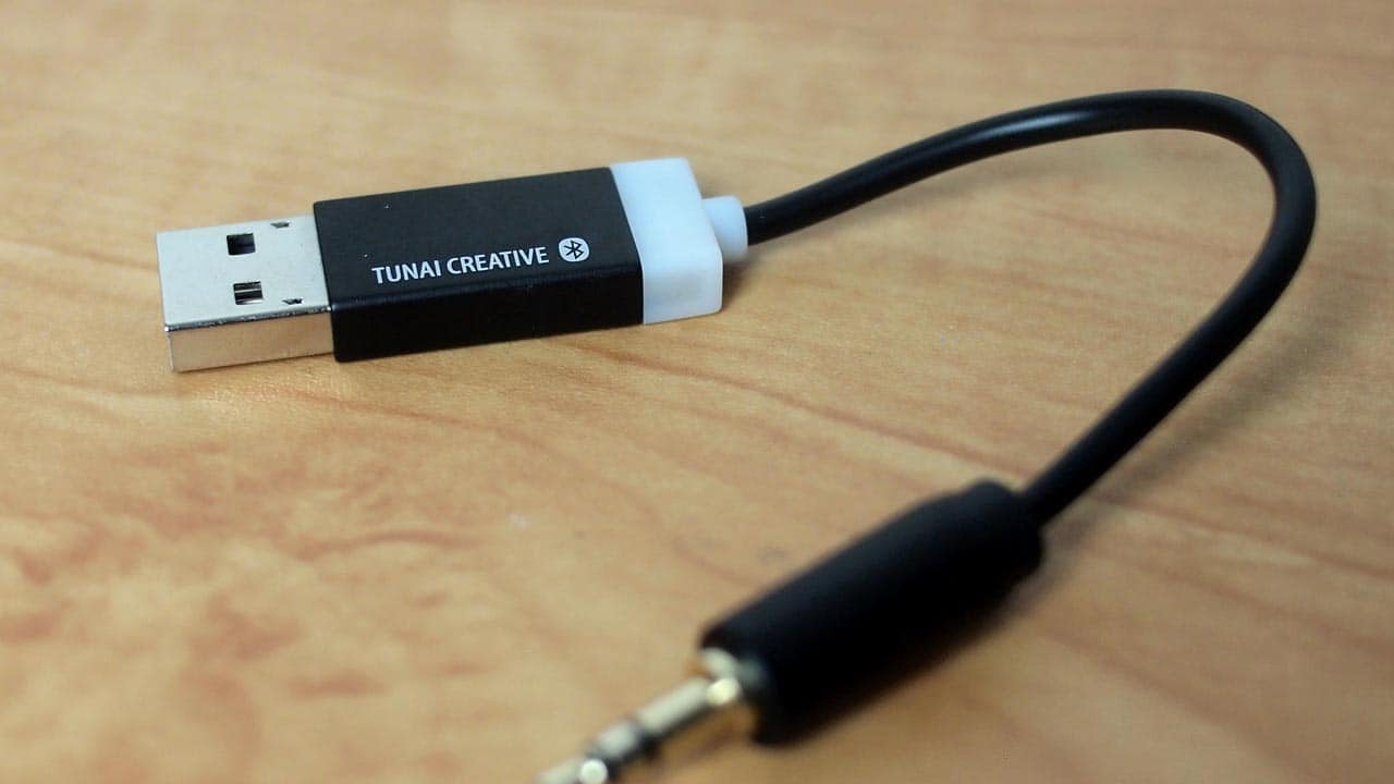 MEGATech Reviews: Tunai Firefly Bluetooth Music Receiver