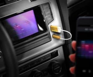 TUNAI Firefly Easily Adds Bluetooth Audio to Any Car