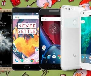 Holiday Gift Guide: Unlocked Smartphones for Any Budget