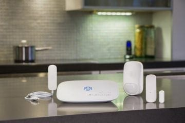 Ooma Home Monitoring System Monitors Intruders, Water