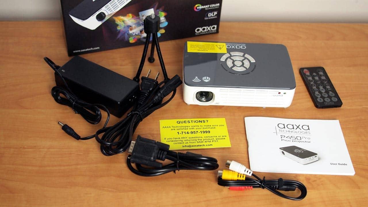 Megatech reviews aaxa p450 pro smart pico projector for Pico pro mini projector review
