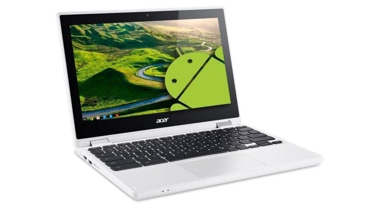 Android Apps Work on All New Chromebooks