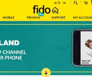 Fido Customers Get VICELAND for Free (for 2017)
