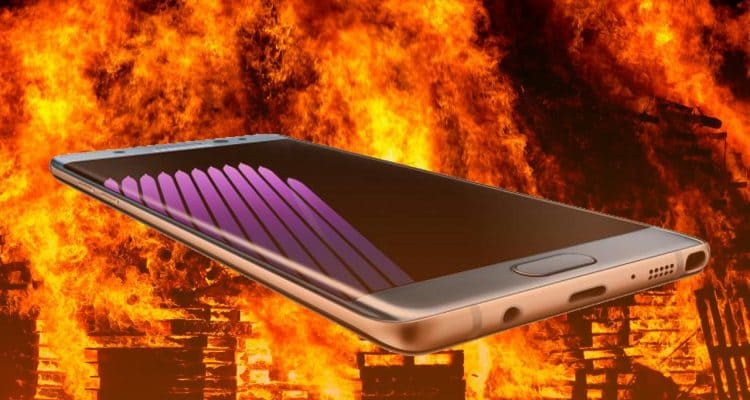 Samsung Concludes Galaxy Note 7 Explosion Investigation