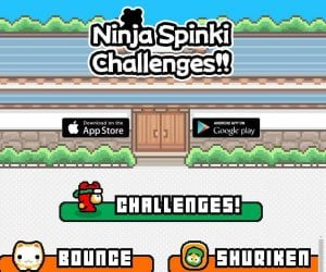 Flappy Bird Creator is Back with Ninja Spinki Challenges!!, Another Game to Delight/Torture