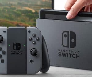 Nintendo Releases First Switch Update Since Day One