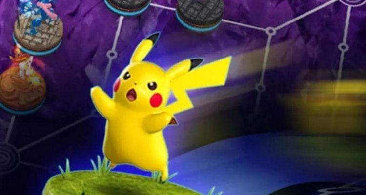 Play Pokemon Duel for Free on iOS and Android