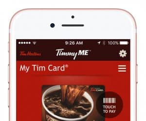 Mobile Ordering Coming to Tim Hortons and Burger King Too