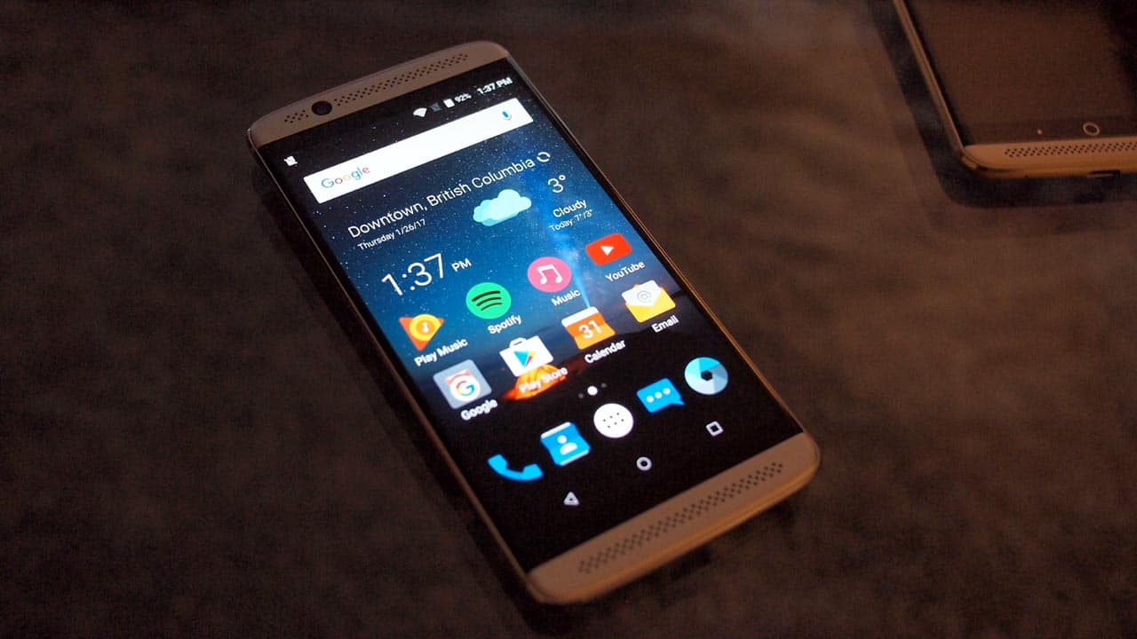 zte axon 7 mini arrives in canada first impressions megatechnews. Black Bedroom Furniture Sets. Home Design Ideas