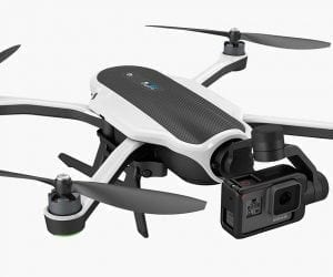 GoPro Karma Drone Flies Back onto Shelves