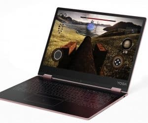 $299 Lenovo Yoga A12 Is a Flexible Beauty
